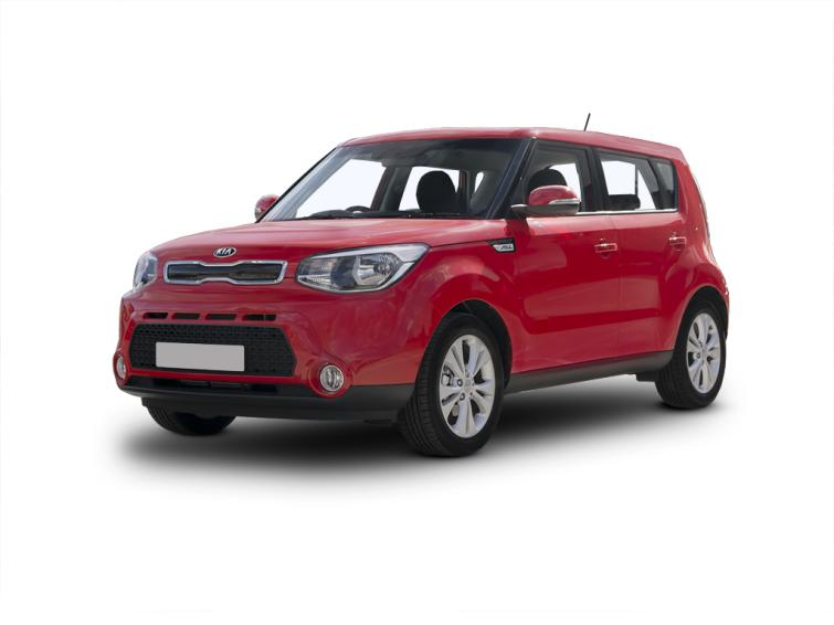 Kia Soul 1.6 GDi Connect Plus 5dr  hatchback