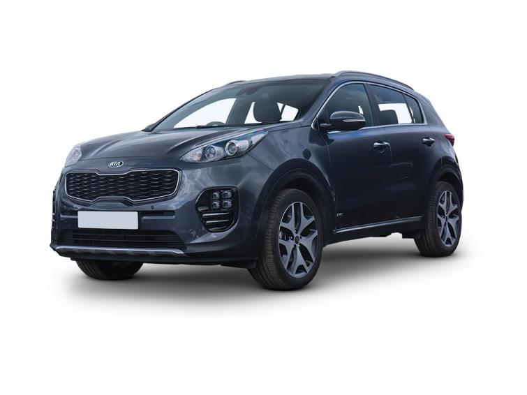 Kia Sportage 1.7 CRDi ISG 3 5dr DCT Auto [Panoramic Roof]  diesel estate