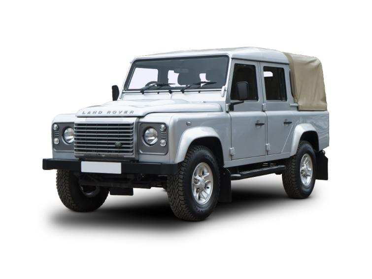 Land Rover Defender XS Double Cab PickUp TDCi [2.2]  110 lwb diesel Double Cab Pick-up