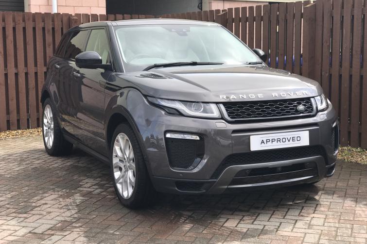 Land Rover Range Rover Evoque review | Auto Express