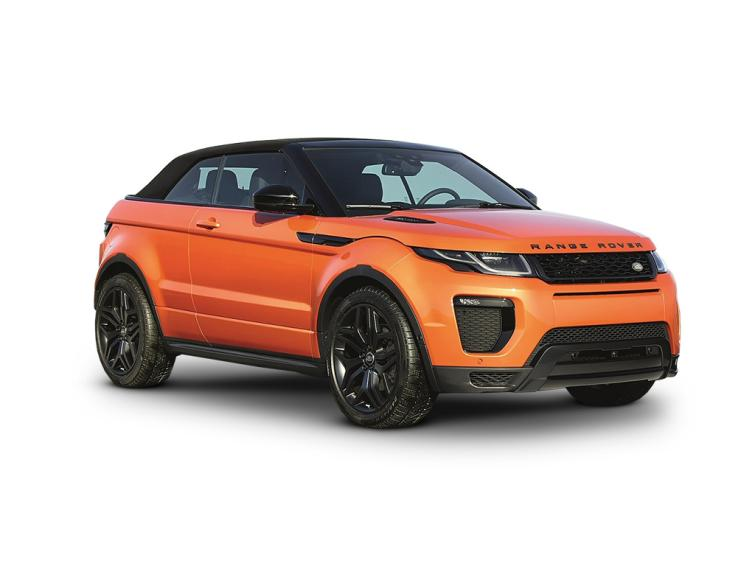 Land Rover Range Rover Evoque 2.0 TD4 HSE Dynamic 2dr Auto  diesel convertible