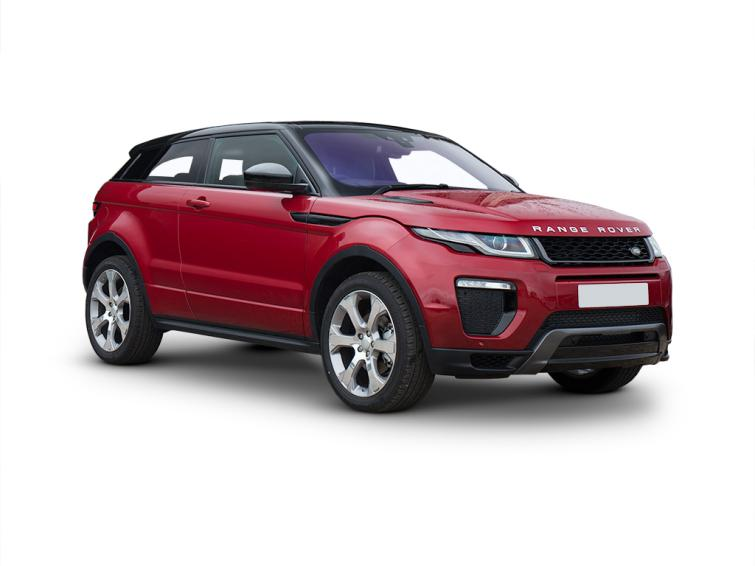 Land Rover Range Rover Evoque 2.0 Si4 290 HSE Dynamic Lux 3dr Auto  coupe