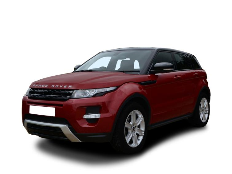 Land Rover Range Rover Evoque 2.2 SD4 Dynamic 5dr [Lux Pack]  diesel hatchback