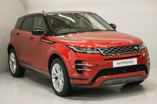 Range Rover Evoque Ride and Handling | Evo