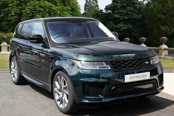 Land Rover Range Rover Sport review | Auto Express