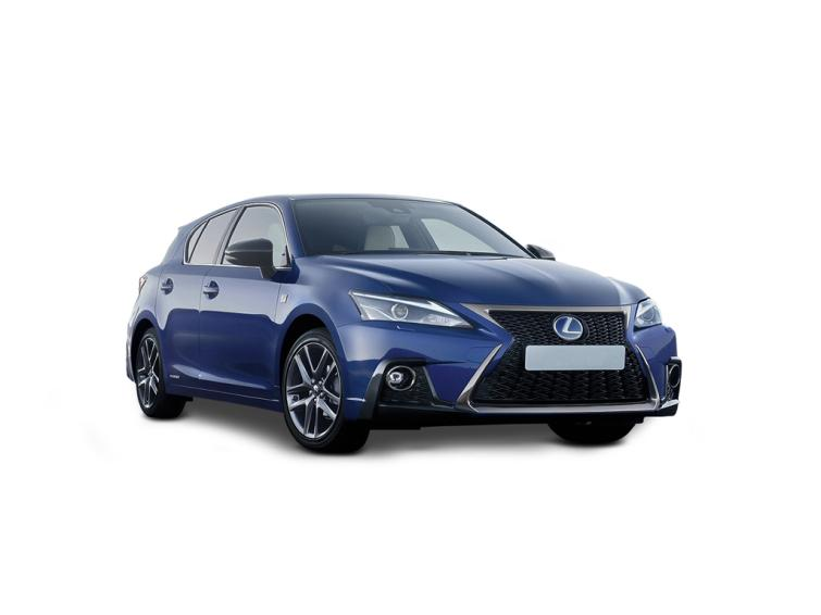 Lexus CT 200h 1.8 Luxury 5dr CVT [Leather/Prem Nav/Sunroof]  hatchback