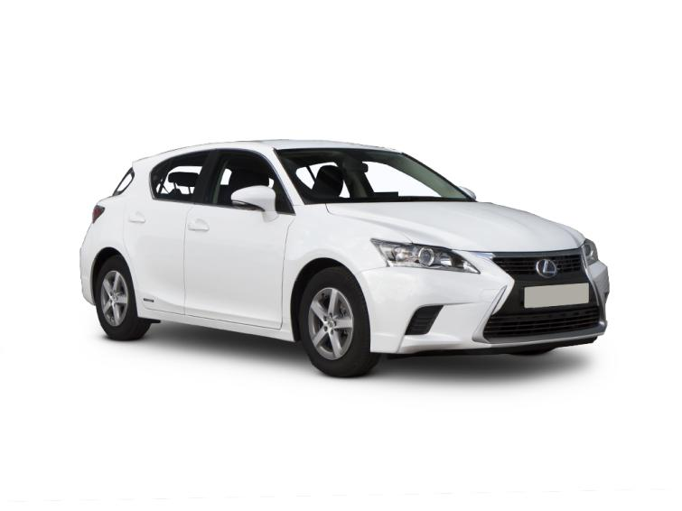 Lexus CT 200h 1.8 Luxury 5dr CVT Auto [Premium Navigation]  hatchback