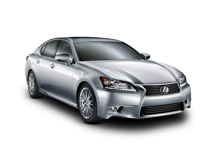 Lexus GS 300h 2.5 Luxury 4dr CVT  saloon