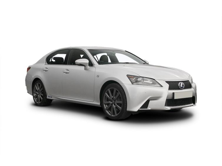 Lexus GS 300h 2.5 Luxury 4dr CVT [Multimedia]  saloon