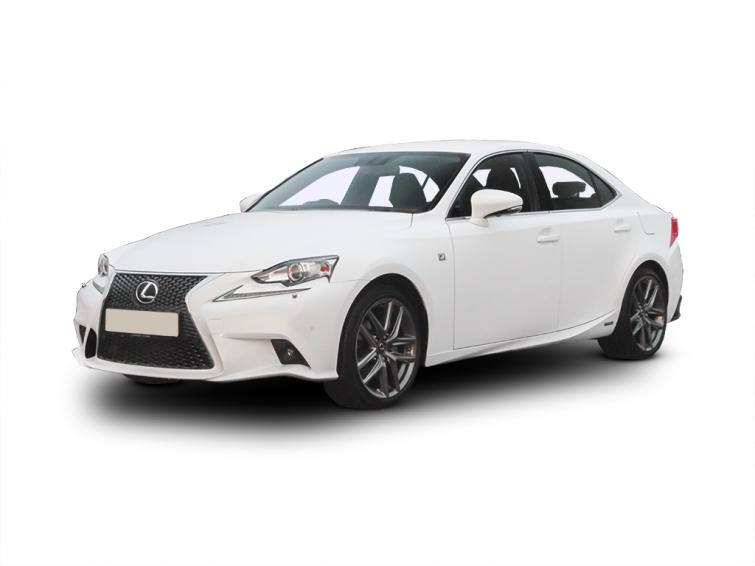 lexus is 300h f sport 4dr cvt auto saloon deals. Black Bedroom Furniture Sets. Home Design Ideas