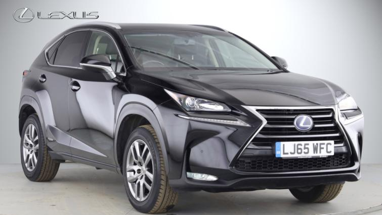 Lexus NX review | Auto Express