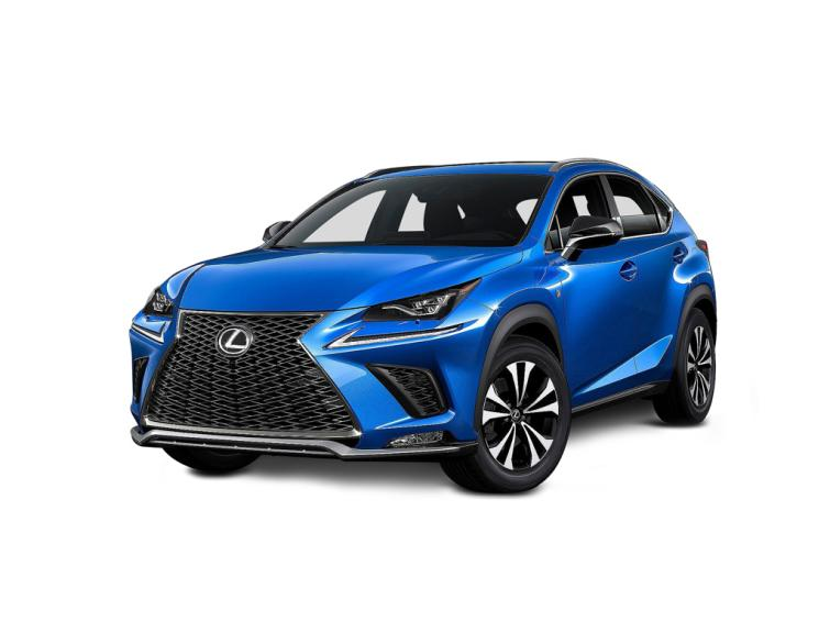 Lexus NX 300h 2.5 Luxury 5dr CVT [Premium Nav]  estate