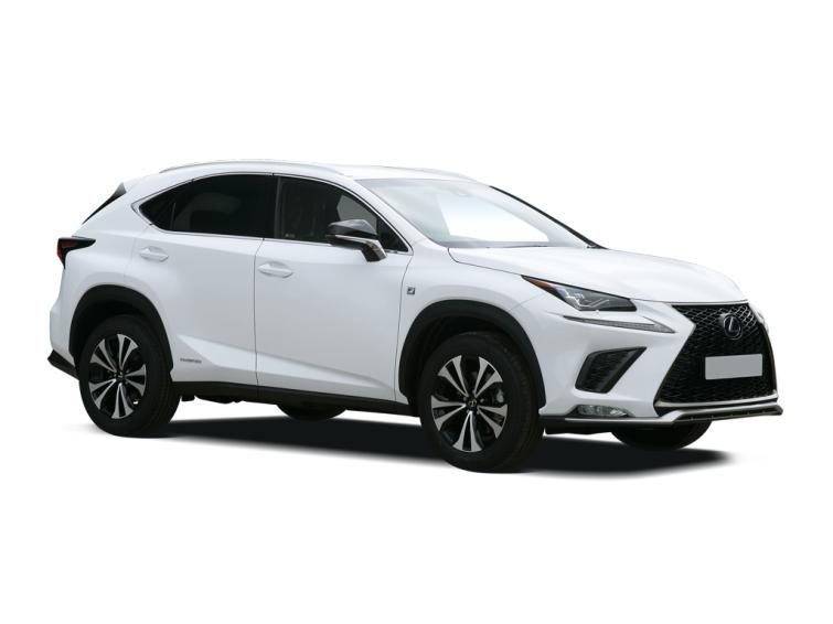 Lexus NX 300h 2.5 F-Sport 5dr CVT [Premium Pack/Leather]  estate