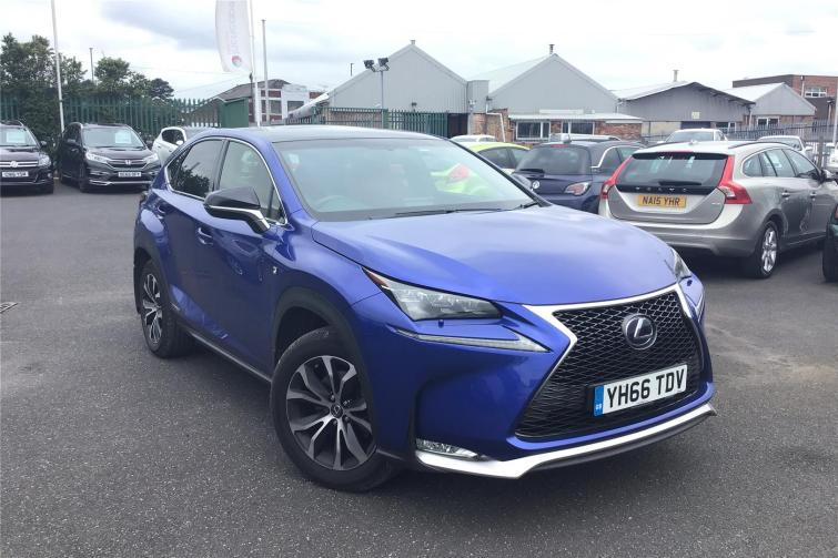 Lexus NX SUV 2019 review | Carbuyer