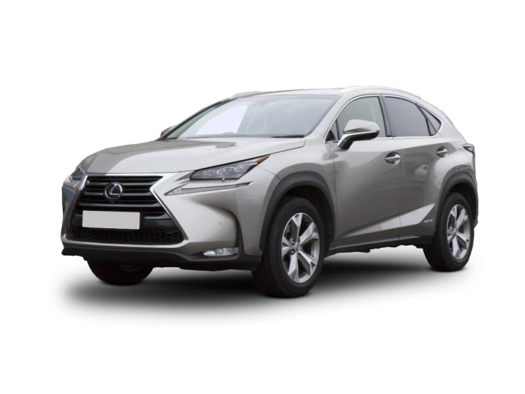 Lexus NX 300h 2.5 F-Sport 5dr CVT [Premium Nav/ML Sound]  estate