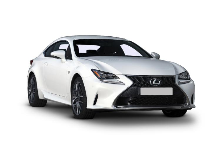 Lexus RC 300h 2.5 F-Sport 2dr CVT [Sunroof]  coupe