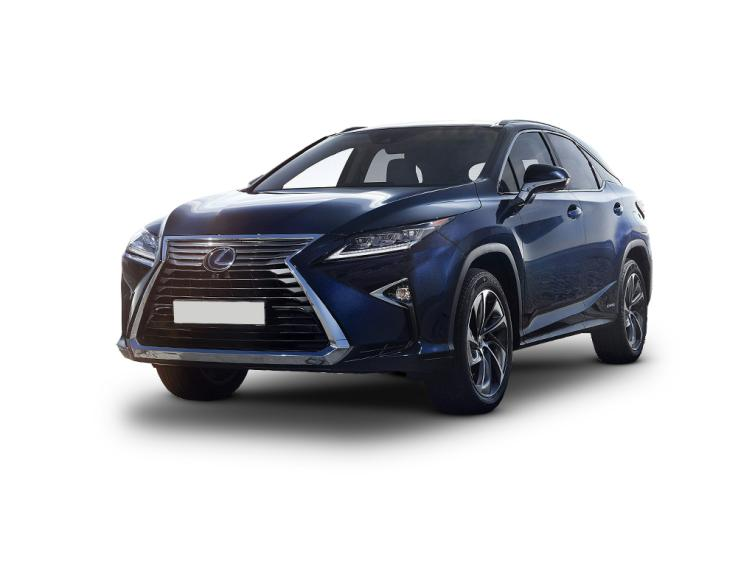 Lexus RX 450h 3.5 F-Sport 5dr CVT [Prem Audio+Pan Rf]  estate