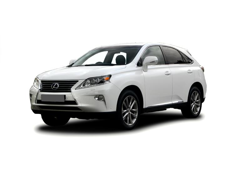 Lexus RX 450h 3.5 Advance 5dr CVT Auto [Pan roof]  estate special editions