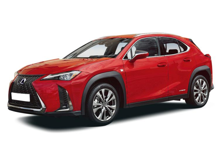 Lexus UX 250h 2.0 F-Sport 5dr CVT [Tech/Safety]  hatchback