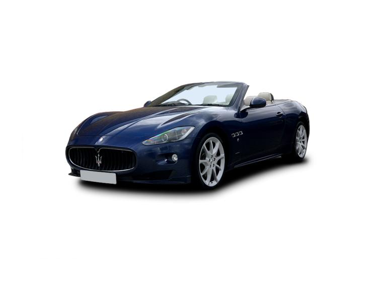 Maserati Grancabrio V8 Sport 2dr MC Shift  convertible