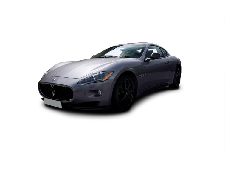 Maserati Granturismo V8 MC Stradale 2dr MC Shift [4 Seat]  coupe