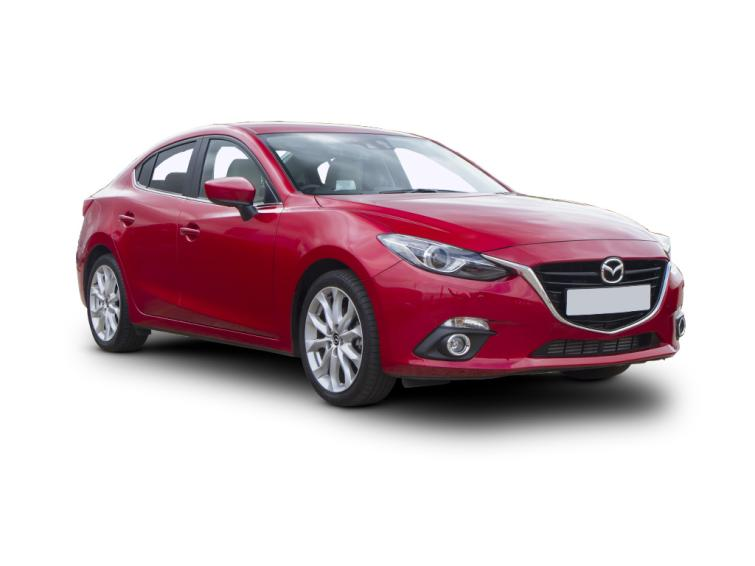 Mazda 3 2.0 Sport Nav 4dr [Leather]  fastback