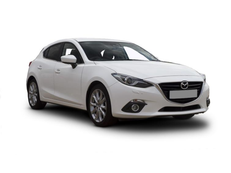 Mazda 3 2.2d Sport Nav 5dr [Leather]  diesel hatchback