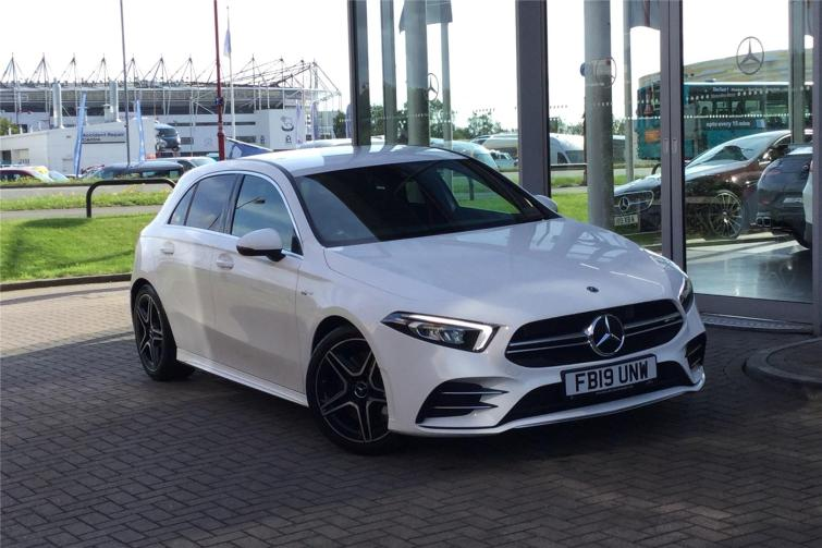 Best used Mercedes A-Class finance deals and offers 2019