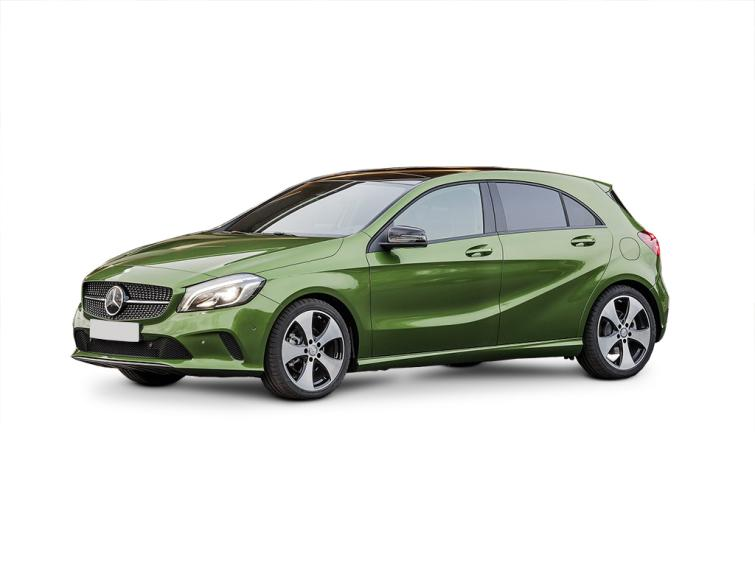 Mercedes-Benz A Class A200d AMG Line Executive 5dr Auto  diesel hatchback