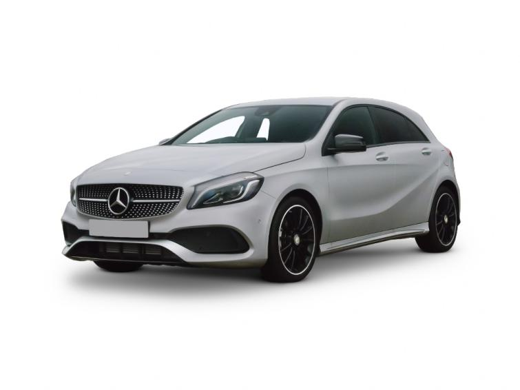 Mercedes-Benz A Class A160 AMG Line Executive 5dr Auto  hatchback
