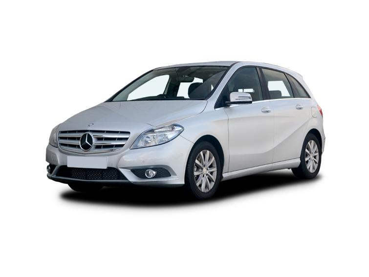 Mercedes Benz B Class B180 CDI BlueEFFICIENCY SE 5dr Auto  diesel hatchback