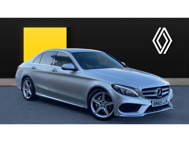 Mercedes C-Class AMG Line