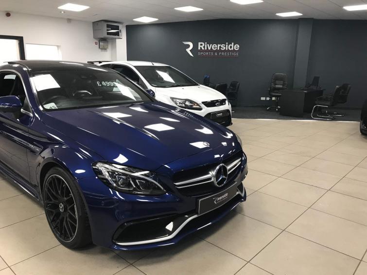 Mercedes C-Class Sport