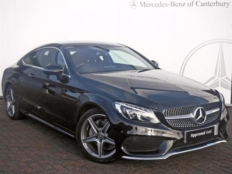 Mercedes-Benz C250d Coupe review - prices, specs and 0-60