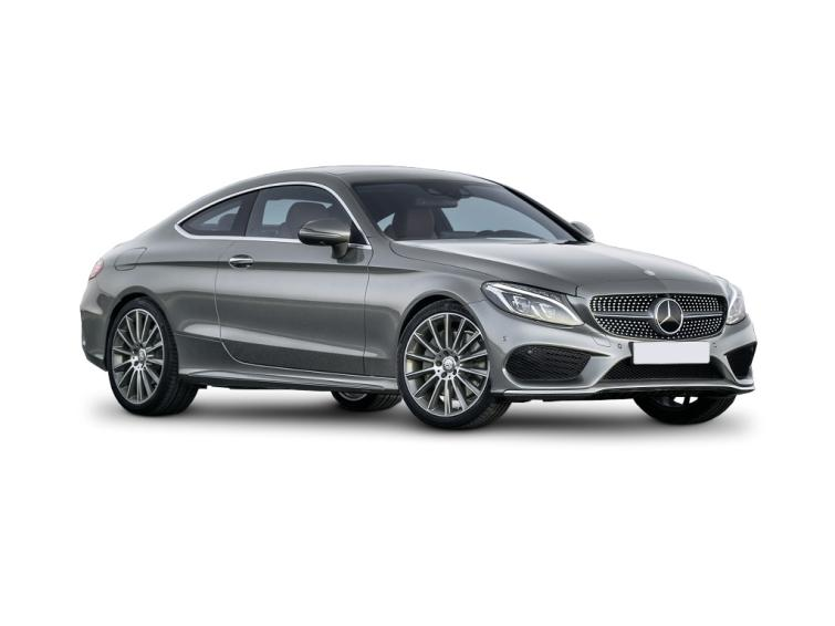 Mercedes-Benz C Class C300 AMG Line Premium Plus 2dr Auto  coupe