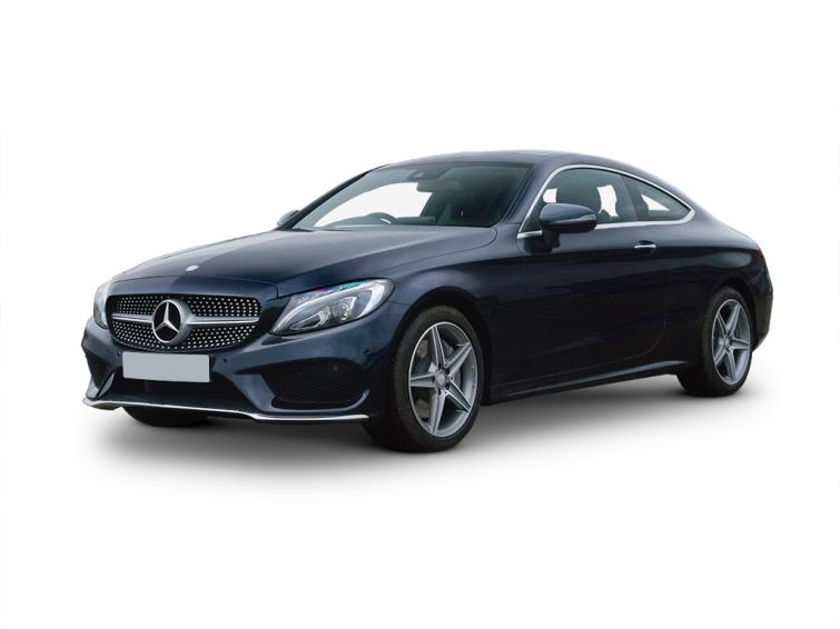 Mercedes-Benz C Class C200 AMG Line 2dr 9G-Tronic  coupe