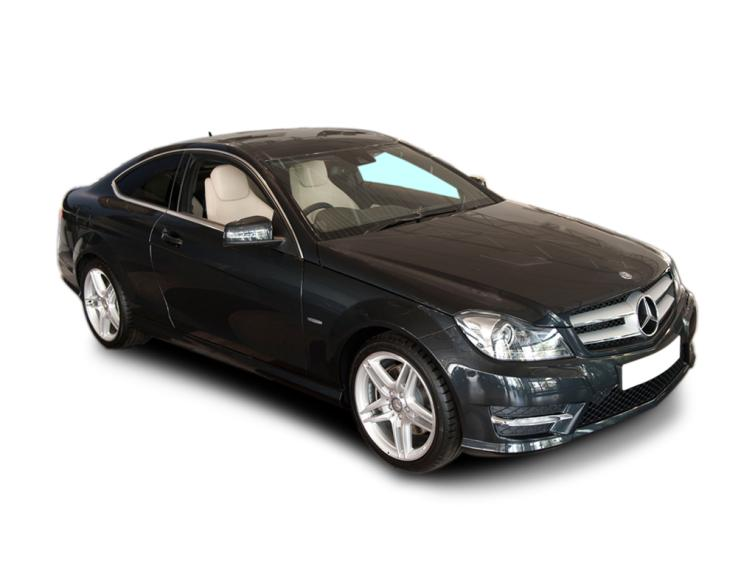 Mercedes-Benz C Class C220 CDI Executive SE 2dr Auto  diesel coupe
