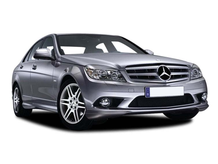 Mercedes Benz C Class C250 CDI BlueEFFICIENCY Sport 4dr Auto  diesel saloon