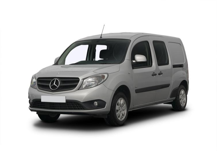 New mercedes benz citan 109cdi 5 seater traveliner long for Mercedes benz seven seater