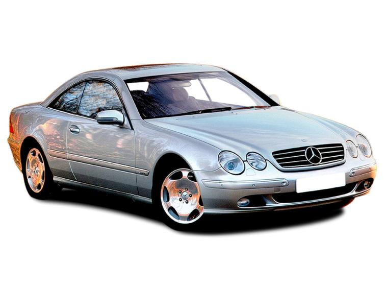 Mercedes benz cl cl500 7 2dr auto coupe for sale for Mercedes benz cl coupe for sale
