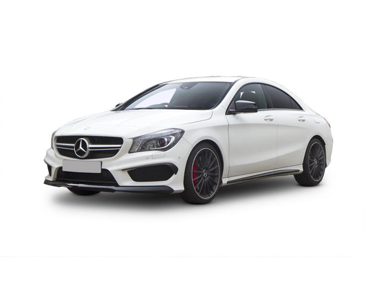 Mercedes Benz CLA CLASS CLA 45 [381] 4Matic 4dr Tip Auto [Comand]  amg coupe