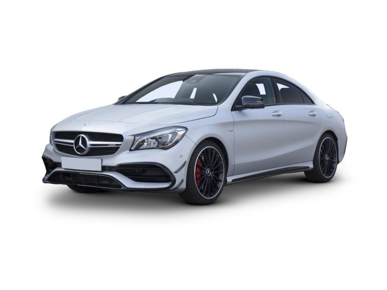 Mercedes-Benz CLA CLASS CLA 45 4Matic Yellow Night Edition 4dr Tip Auto  amg coupe special edition
