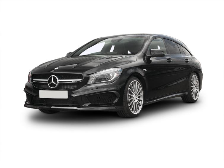 Mercedes Benz CLA CLASS CLA 45 [381] 4Matic 5dr Tip Auto [Map Pilot]  amg shooting brake