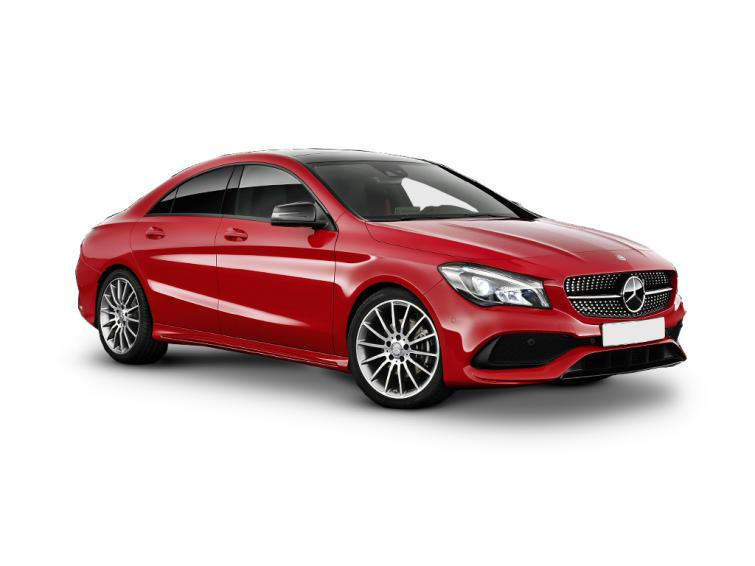 Mercedes-Benz CLA CLASS CLA 220d AMG Line Night Edition Plus 4dr Tip Auto  diesel coupe