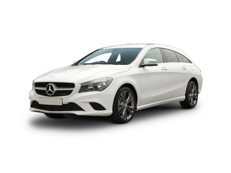 Mercedes-Benz CLA CLASS CLA 250 Engineered by AMG 4Matic 5dr Tip Auto Cla shooting brake