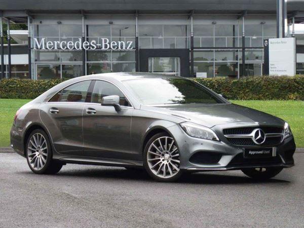 Mercedes CLS Shooting Brake estate (2012-2018) review   Carbuyer