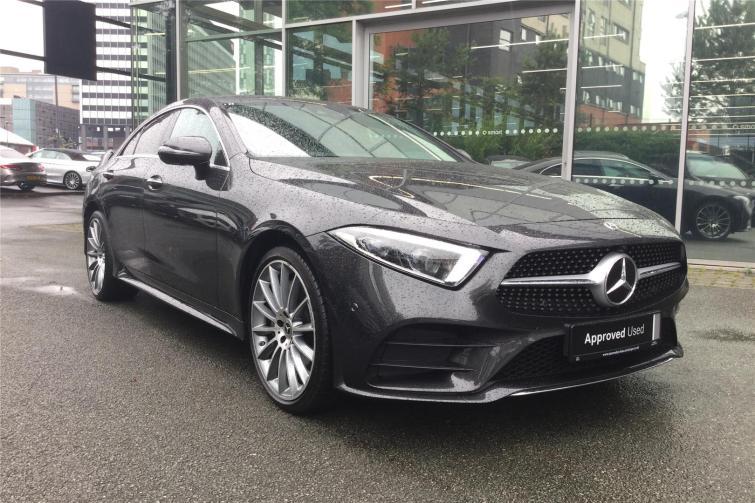 Mercedes-Benz CLS55 AMG | Evo