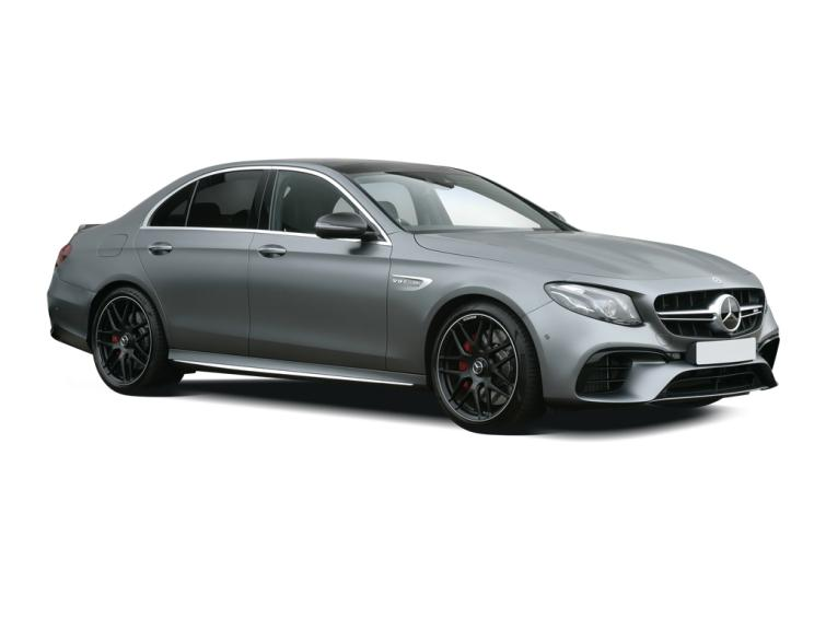 Mercedes-Benz E Class E53 4Matic+ Premium Plus 4dr 9G-Tronic  amg saloon
