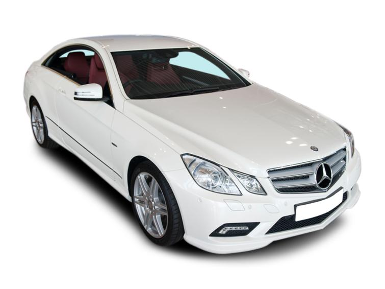 Mercedes Benz E Class E220 CDI BlueEFFICIENCY Sport 2dr [Start Stop]  diesel coupe
