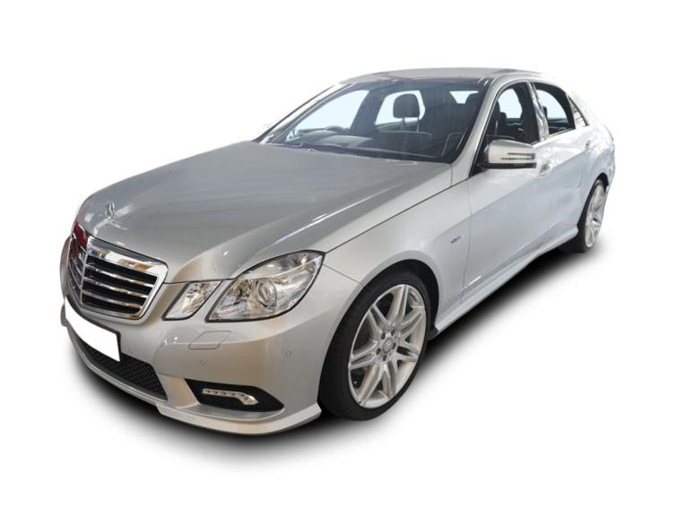Mercedes Benz E Class E350 CDI BlueEFFICIENCY Avantgarde 4dr Tip Auto  diesel saloon